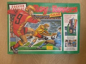 ROY OF THE ROVERS BOARD GAME