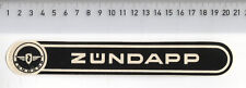 Decal/Sticker - Zundapp