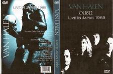 van halen live in japan dvd 1989 sammy hagar white lion