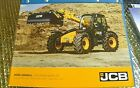 Factory JCB AGRI Loadall 535-95 536-60 542-70 Dealership Spec Brochure manual