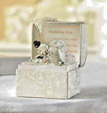 Glass Bear Newly Weds