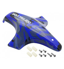HobbyMarket69 Blade Inductrix 200 Blue Camo Fiberglass Body / Canopy
