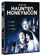 Haunted Honeymoon (1986 - Gene Wilder, Gilda Radner, Gene Wilder)  DVD NEW
