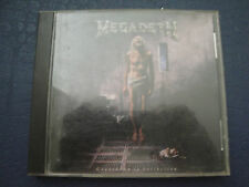 Countdown to Extinction by Megadeth (CD, Jul-1992, Capitol/EMI Records)