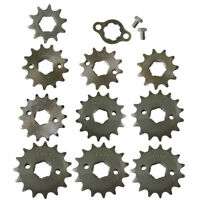 10-19T Teeth 20mm 428 Chain Front Sprocket Cog PIT TRAIL QUAD DIRTBIKE ATV BUGGY
