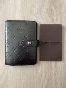 Louis Vuitton Vernis Monogram Patent Leather Pocket Organiser ID Holder Wallet