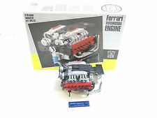 POCHER FERRARI TESTAROSSA ENGINE 1/8 SCALE BUILT MODEL KIT ART KM/51