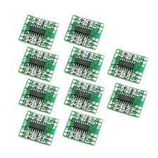 10PCS PAM8403 2*3W Class D Mini Digital Power Amplifier Board AMP 2.5-5V Input