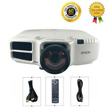 Epson Pro G6550Wu 3Lcd Projector 5200 Ansi Hd 1080p Hdmi Home Theater w/bundle