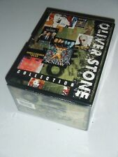 OLIVER STONE Collection 10-DVD Box Set -6 Movies+BONUS NEW Doors JFK Wall Street