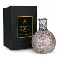 Ashleigh and Burwood Frosted Rose Fragrance Lamp