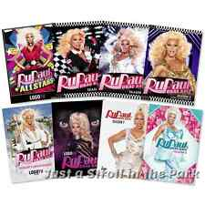 RuPaul's Series Complete Season All Stars 1 Drag Race 2 3 4 5 6 7 8 Box/DVD Sets