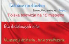More details for polska telewizja 12 miesięcy doładowanie cp nc+