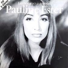 Pauline Ester CD Single Les Hommes À Genoux - France (VG+/EX)