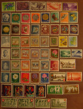 "Switzerland ""Semi-Postal Issues"" 61 Different Mint Never Hinged F-VF"