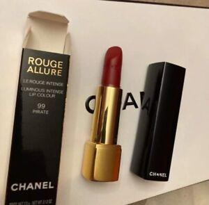 Chanel Luminous Matte Lip Colour # 99 pirate