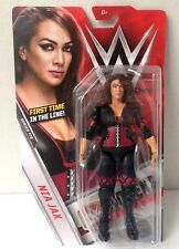Nia Jax WWE Mattel Basic Series 72 Action Figure Womens Wrestler Elite  MOC