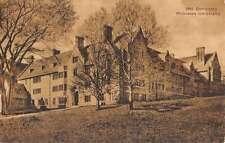 Princeton New Jersey 1903 Dormitory Building Antique Postcard K62841