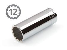 TEKTON 14241 1/2-Inch Drive by 13/16-Inch Deep Socket, Cr-V, 12-Point