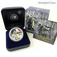 2007 SAS SPECIAL AIR SERVICE 1oz Silver Proof Coin