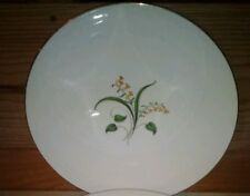 Knowles China Forsythia Dinner Plate 10 1/4""
