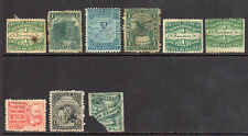 US Revenue Match & Medicine Lot of 9 - Private, Proprietary, Inter. Rev - Used*