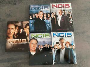 Coffrets DVD - NCIS - Saisons 1 à 5 - Zone 2