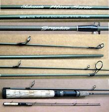 2-Piece 7' Shakespeare MICRO SERIES Ultra Light Act Graphite Spinning Rod MGSP70