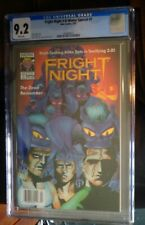 FRIGHT NIGHT 3-D WINTER SPECIAL # 1 1993 CGC 9.2  WITH GLASSES