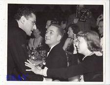 Director George Cukor Leland Hayward Margaret Sullivan VINTAGE Photo candid 1940