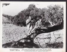 James Mason Neville Brand Hero's Island 1962 original movie photo 30030