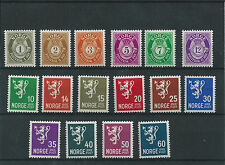 #158 Postage Stamp Norge Norway 1926-29 ** MNH