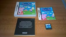 PEPPA PIG , THE GAME * NINTENDO DS / DS LITE / DSi ' inc. 11 games & activities