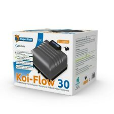 Sf Koi-Flow 30 Kit Oxygène / Ventilation pour Étang Pompe de Ventilation