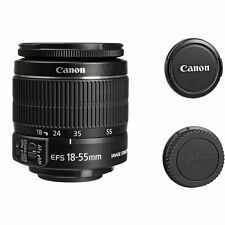 NEW Canon EF-S 18-55mm f/3.5-5.6 IS II  T5 T5i T3i T6 T6i SL1 1100D,1000d 60d