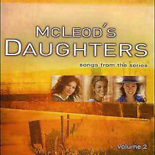 McLeod's Daughters, Vol. 2 by Original Soundtrack (CD, Jun-2004, Columbia (USA))