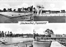 AK, Papenhorst, vier Abb., Schwimmbad, 1966