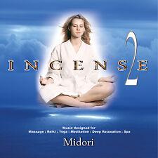 Incense 2 - Midori - NEW !