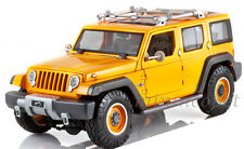 MAISTO 36699 JEEP RESCUE CONCEPT 1/18 DIECAST ORANGE