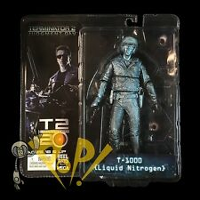 TERMINATOR 2 Judgment Day T-1000 LIQUID NITROGEN Action Figure NECA T2 in USA!