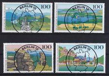 BRD 1994 ESST Berlin gestempelt MiNr. 1742-1745  Bilder aus Deutschland