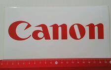 Aufkleber/Sticker: Canon Camera / Kamera (18061654)