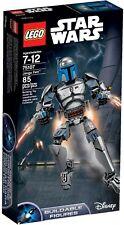 Lego Star Wars 75107 Jango Fett-Para Armar Figura-Nuevo En Caja