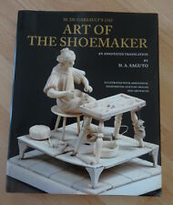 Schuster Schuhmacher Shoemaker Zwickerei Leder Schuhe Werkzeug Maschine Buch RAR