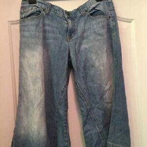 JOIE A61 100% Cotton Blue Shorts Size 28