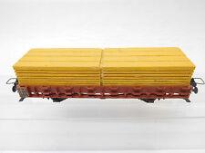 MES-53951Trix Express H0 Guß-Güterwagen mit Ladung mit minimale Gebrauchsspuren