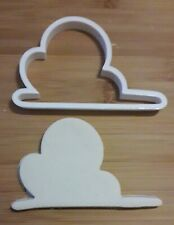 3D Printed Inspired Toy Story Cloud Cookie Cutters