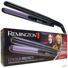 Remington S6300 Colour Protect Ceramic 230C Womens Hair Straightener Styler New