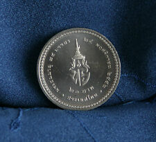 2010 Thailand 20 Baht World Coin Princess Bejaratana 84th Birthday Thai Rama IX