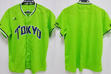 2016 Tokyo Yakult Swallows Summer Limited Baseball Jersey Shirt Majestic NEW